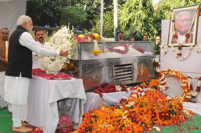 आजमगढ़ विहिप ने अशोक सिंघल को दी श्रद्धांजलि