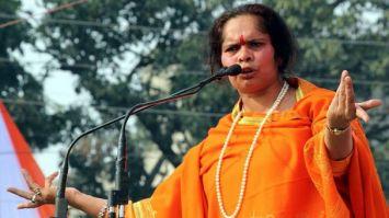 सरकार की लापरवाही का नतीजा है जहानाबाद बवाल: साध्वी प्राची